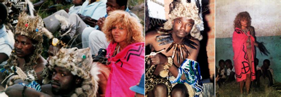 Afrikanischer bbw zwischen verschiedenen Rassen